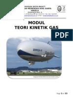 Modul Teori Kinetik Gas