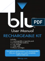 Rechargeable-kit User-manual Jc 1013