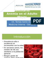 anemia AM