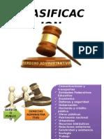 Presentacion Ramas Del Derecho Administraxtivo