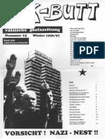 K-BUTT. Välzische Pfolkszeitung. Nr. 15