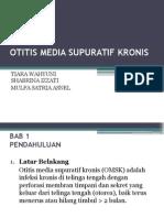Slide Otitis Media Supuratif Kronis