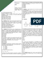 34 Questões Do Viii de Raciocínio Lógico e Matemático - Iades- Sesdf - Prof. Ronilson Mendes
