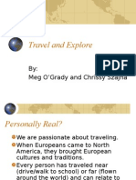 Tourism Travel and Explore
