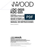 Kdc 3025 Kdc 325