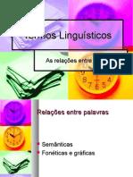 Semântica Lexical PPT