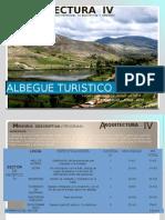 Albergue - Pograma Arquitectonico