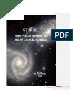 Studiul Similitudinii Sistemelor Micro Si Macro Cosmice 06.12.012