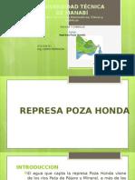 Proyecto Poza Honda