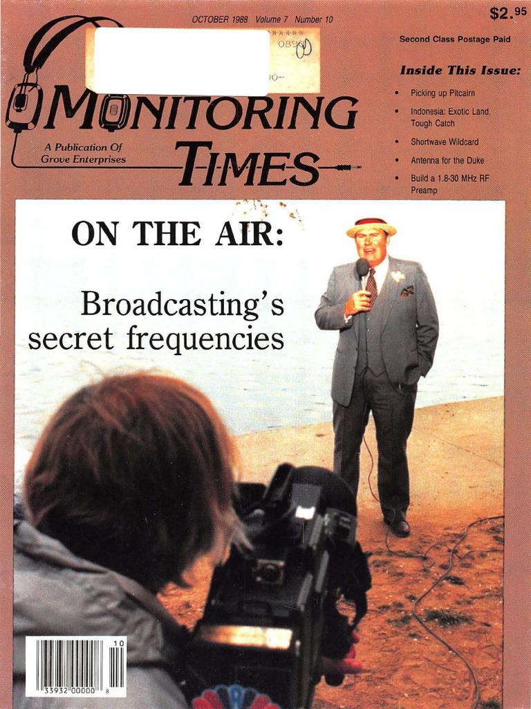 10 october 1988 hms bounty radio