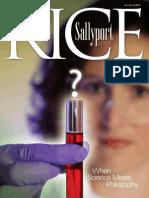 Rice Magazine Spring '04