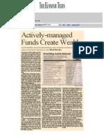 11 June Economic Times Quantum MF