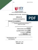 Informe Final de Practicas Preprofesionales