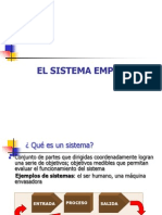 2. Sistema Empresa