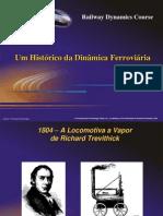 Histórico Da Dinâmica Ferroviária