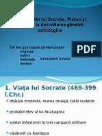 Tema 3 Socrate Platon Aristotel