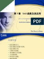 05SAS函数及其应用
