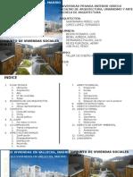 Exposiciones de Conjuntos Residenciales-taller IV