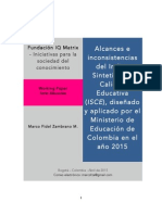 Indice sintético de calidad educativa_MEN_Colombia