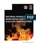 Reinforced Concrete at Elevated Temperatures