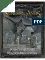 O Senhor Dos Anéis RPG - Animais Cruéis e Mágica Prodigiosa - Biblioteca Élfica