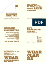 How to Be Fashionable Consume Like Me / Hipster hipster.pdf