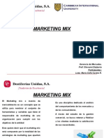 Marketing Mix Empresa DUSA