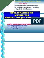 Edulcorantes No Nutritivos 1
