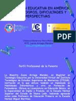 20081118-Videoconferencia - Juany Arriaga
