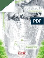 Catalogo Ciat 2013-14