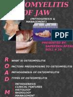 osteomyelitisofjaw