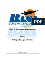 Call Outs y Briefings
