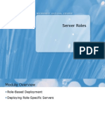 6420B_06 Server Roles