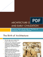 architecture  of africa  and early  civilization