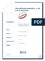 215839253 Tarea de Derecho Comercial Doc