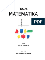 Cover Tugas