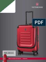 TRG Victorinox 2015 Catalogo