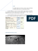 Composicion de La Luna