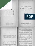 Benedict, Ruth - Capitulos 2 y 3 - El hombre y la cultura (comprimido).pdf