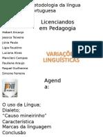 Variações Linguísticas - Rev 1