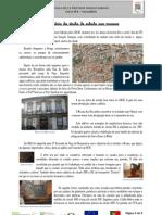 Relatório dos Museus