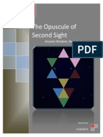 The Opuscule of Second Sight