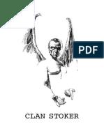 Stoker - Libro Del Clan Stoker