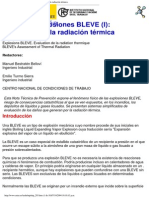 NTP 293_ Explosiones BLEVE (I)_ Evaluación de La Radiación Térmica