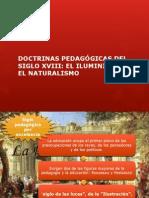 Doctrinas Pedagógicas Del Siglo Xviii
