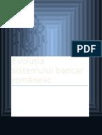 Evolutia Sistemului Bancar Romanesc Moneda