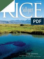 Rice Magazine Summer 2005