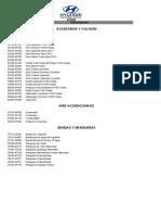 Lista Precios Dealer Mayo 2013