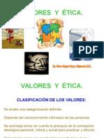 Valores y Ética 2