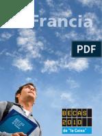 Becas La Caixa para estudiar en Francia